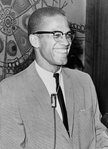 Channeling Malcolm X and Jonathan Trumbull on Book tour