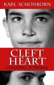 Heart to heart about memoir, Cleft Heart.