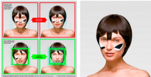 Block face recognition, make yourself digitally invisible.