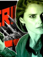 """Villain Keri Russell in """"The Americans"""""""